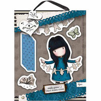 Docrafts Gorjuss Urban Stamps, 5