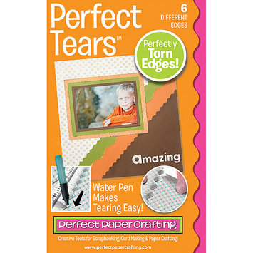 Perfect Paper Crafting Perfect Tears, 3/pkg