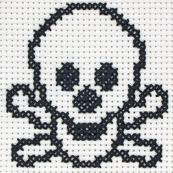 Notions Marketing Anchor 1st Counted Cross Stitch Kit - Jack