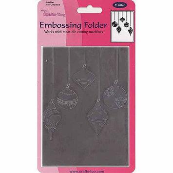 Ecstasy Crafts Crafts-Too Embossing Folder 4 X6 - Lattice Background