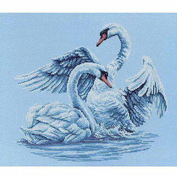 RTO Swan Fidelity Counted Cross Stitch Kit