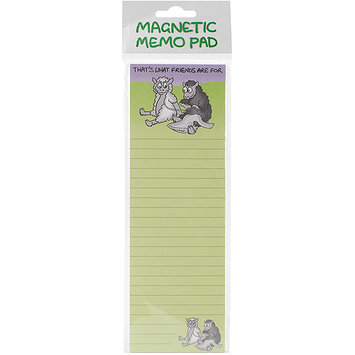 Dublin Gift DG3108 Magnetic Memo Pad 2.75 in. X8.25 in. -Thats What Friends Are For