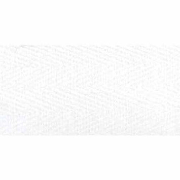 Products From Abroad 100% Cotton Twill Tape 3/8X55yd-Gray