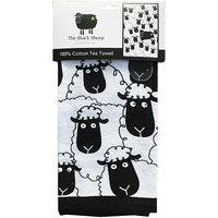 Dublin Gift 3447 The Black Sheep Single Tea Towel