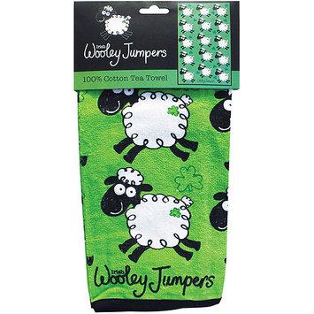 Dublin Gift 3603 Woolley Jumper Single Tea Towel