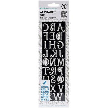 docrafts XC503082 Xcut Alphabet Dies-Slimline