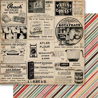 Ruby Rock-it Country Cookin Double-Sided Cardstock 12X12-Coupons Pack Of 10