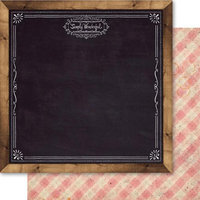 Ruby Rock-it Country Cookin Double-Sided Cardstock 12X12-Wonderful Pack Of 10