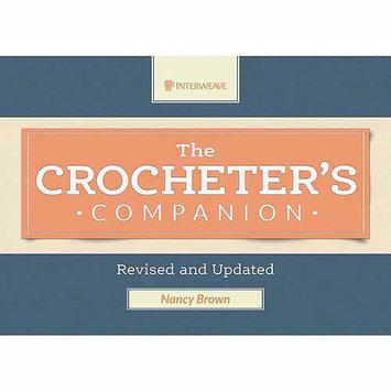 F & W Media IP-88292 Interweave Press-The Crocheters Companion