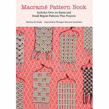 Macmillan Publishing Company St. Martin's Books, Macrame Pattern Book