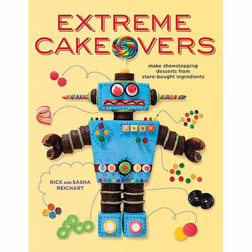 Random House Books - Extreme Cakeovers