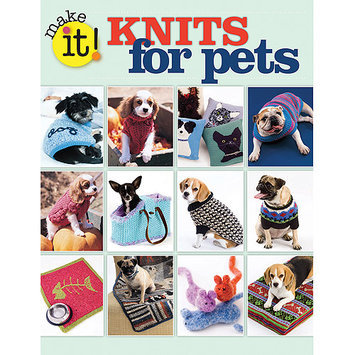 Soho Publishing-Knits For Pets