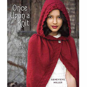 Random House Potter Craft Books-Once Upon A Knit