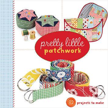 Sterling Publishing Lark Books-Pretty Little Patchwork