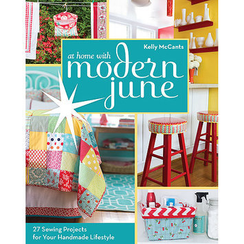 C & T Publishing Stash Books-At Home With Modern June