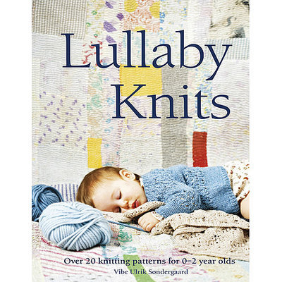 Sterling Publishing Collins & Brown Publishing-Lullaby Knits