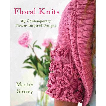 Macmillan Publishing Company St. Martin's Books-Floral Knits