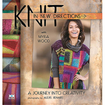 Xrx Publishing XRX Books-Knit In New Directions