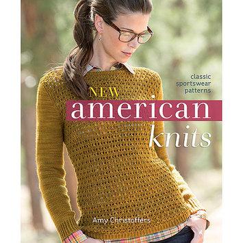 F & W Media Interweave Press-New American Knits