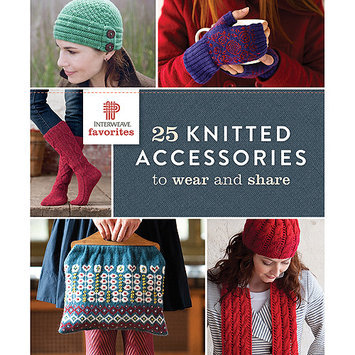 F & W Media Interweave Press-25 Knitted Accessories To Wear & Share