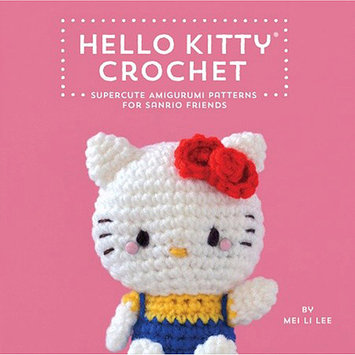 Random House Quirk Books-Hello Kitty Crochet