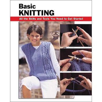 Stackpole Books-Basic Knitting
