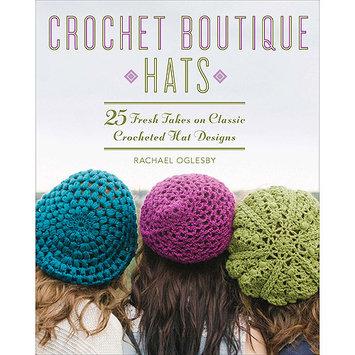 Sterling Publishing Lark Books-Crochet Boutique Hats