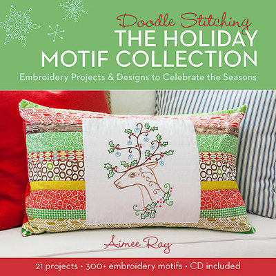 Sterling Publishing Lark Books-The Holiday Motif Collection