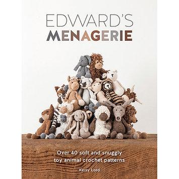 F & W Media DC-04785 David & Charles Books-Edwards Menagerie: Crochet Animals