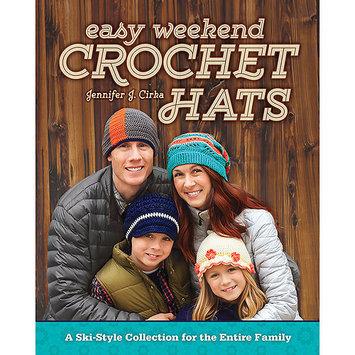 F & W Media FP-39762 Fons & Porter Books-Easy Weekend Crochet Hats