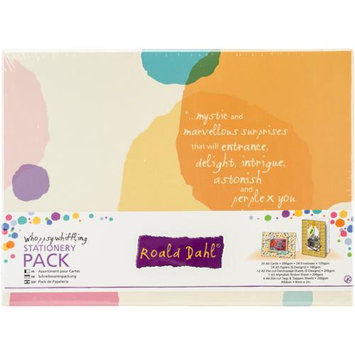 docrafts RL105203 Roald Dahl Stationery Pack-Whoopsy-Whiffling
