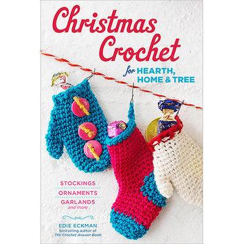 Storey Publishing-Christmas Crochet