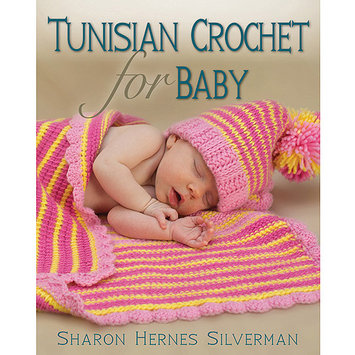 Stackpole Books-Tunisian Crochet For Baby