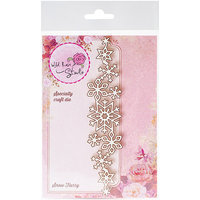 Wild Rose Studio Specialty Die-Snow Flurry