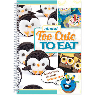 Asstd National Brand Almost Too Cute To Eat Cookbook