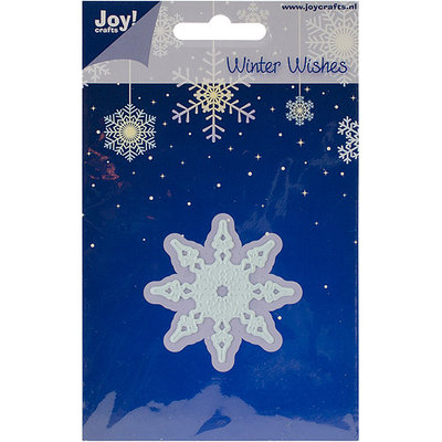 Ecstasy Crafts JC22018 Joy Crafts Dies-Ice Crystal 1