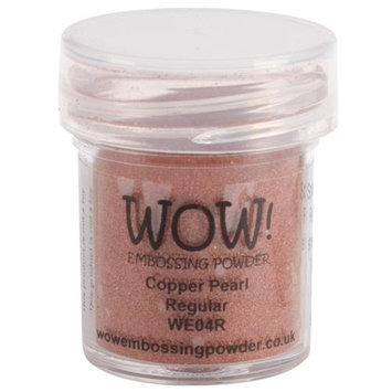 Wow Embossing Powder WOW-WE04R 15ml-Copper Pearl