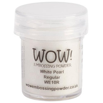 Wow Embossing Powder WOW-WE10R 15ml-White Pearl