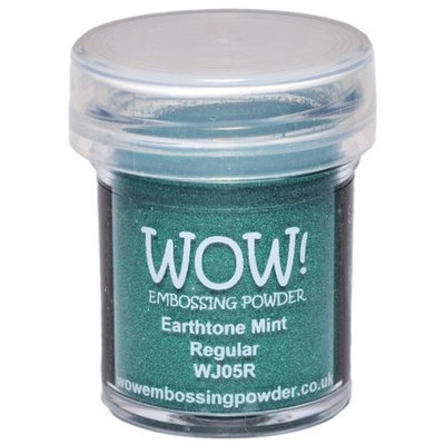 Wow Embossing Powder WOW-WJ05R 15ml-Earth Tone Mint