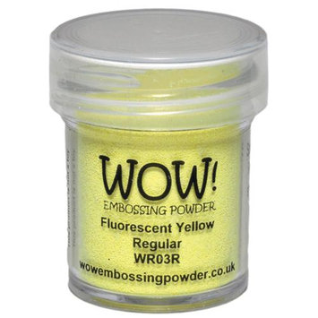 Wow Embossing Powder WOW-WR03R 15ml-Fluorescent Yellow
