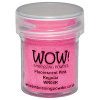 Wow Embossing Powder WOW-WR04R 15ml-Fluorescent Pink