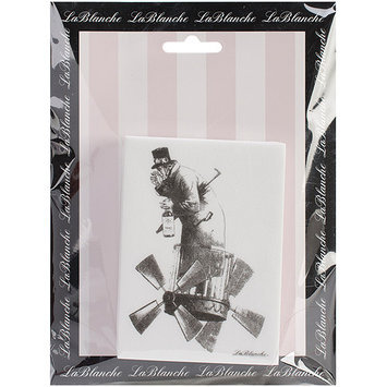 LaBlanche LB1370 LaBlanche Silicone Stamp 4.25 in. X3 in. -Sightseeing