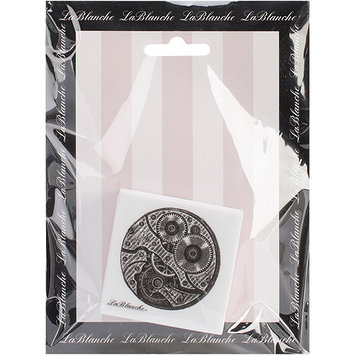 LaBlanche LB1373 LaBlanche Silicone Stamp 2 in. X2 in. -Working Together