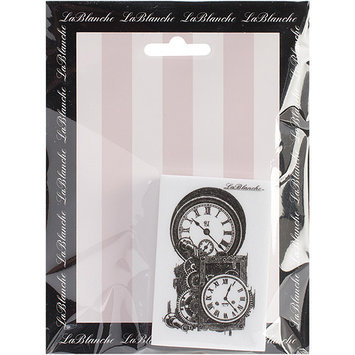 LaBlanche LB1378 LaBlanche Silicone Stamp 2 in. X3 in. -Clockworks