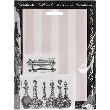 LaBlanche LB1398 LaBlanche Silicone Stamps 6 in. X7.5 in. -Hinge & Chandelier