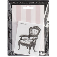 LaBlanche LB1403 LaBlanche Silicone Stamp 3.5 in. X2.75 in. -Armchair