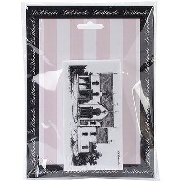 LaBlanche LB1413 Lablanche Silicone Stamp 4.75 in. x2.5 in. -Mansion