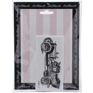LaBlanche LB1415 LaBlanche Silicone Stamp 5 in. X2 in. -Oldtimer
