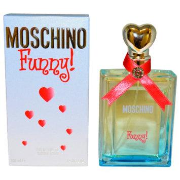 Moschino Funny! Edt Spray 3.4 Oz For Women