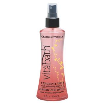 Vitabath Grapefruit Vanilla Fragrance Mist Grapefruit Vanilla